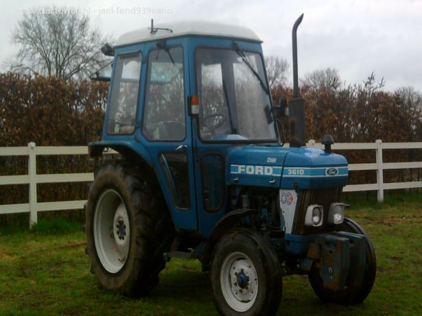 Ford 3610 photo - 3