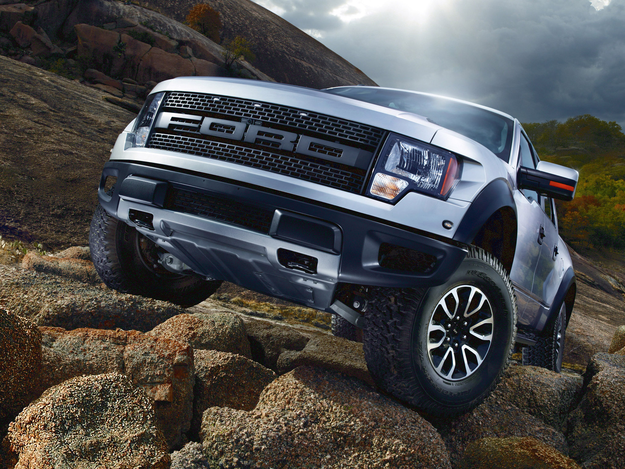 Ford 4x4 photo - 4