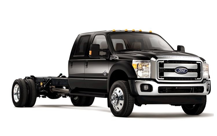 Ford 550 photo - 3