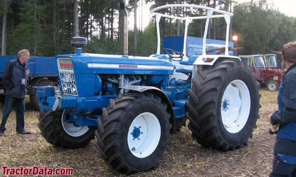 Ford 6500 photo - 1
