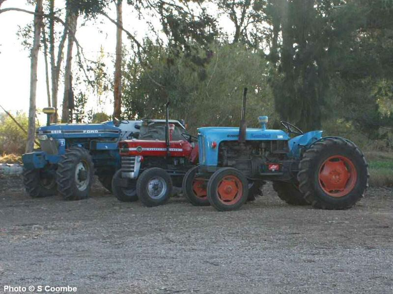 Ford 6610 photo - 2