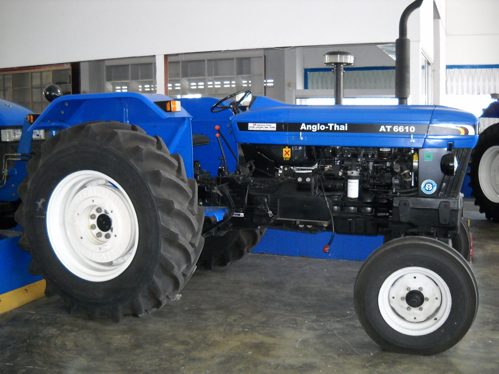 Ford 6610 photo - 3