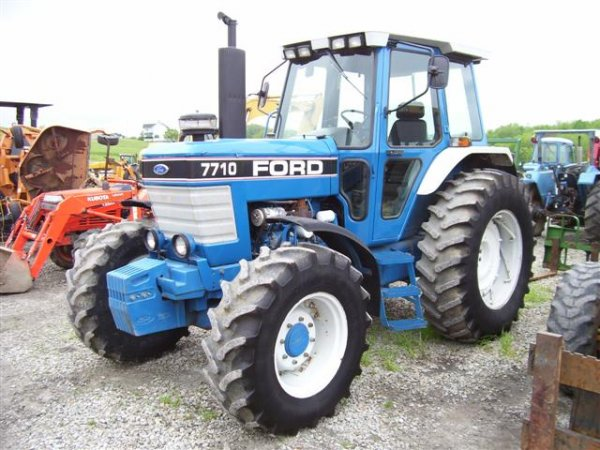 Ford 7710 photo - 1