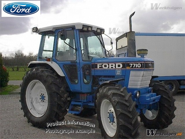 Ford 7710 photo - 3