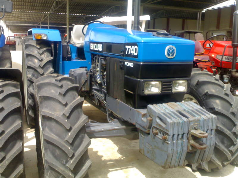 Ford 7740 photo - 2