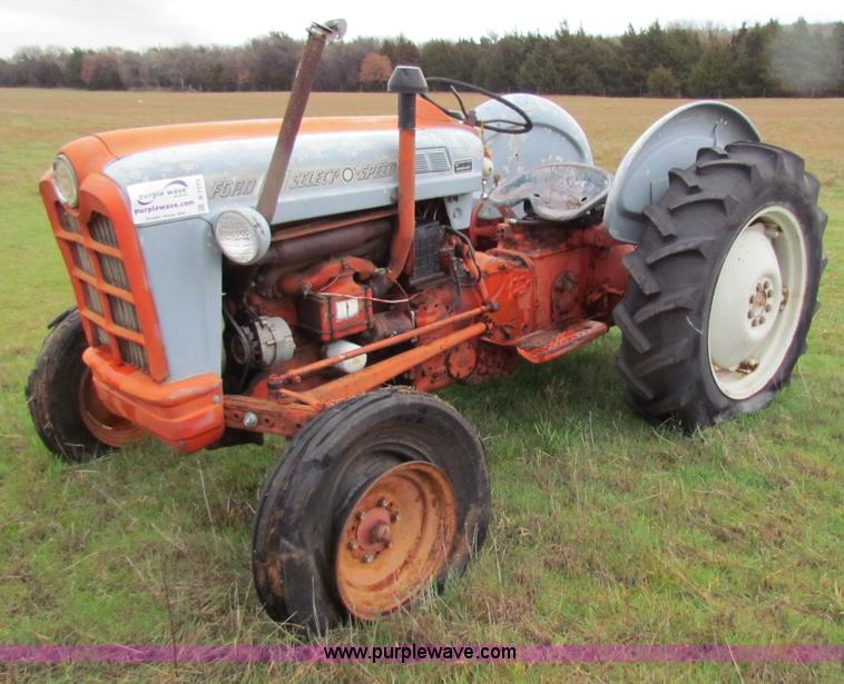 Ford 801 photo - 3