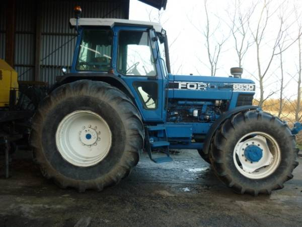 Ford 8610 photo - 4