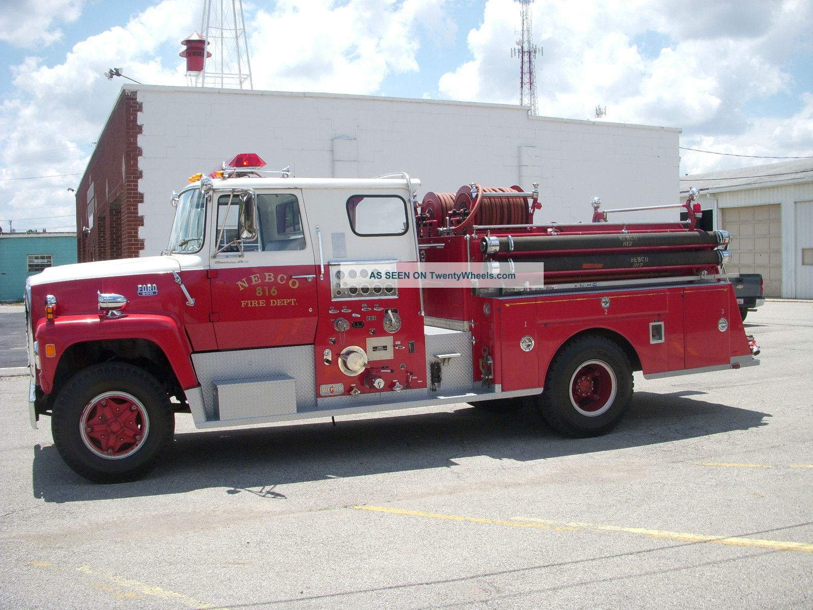 Ford 900 photo - 4