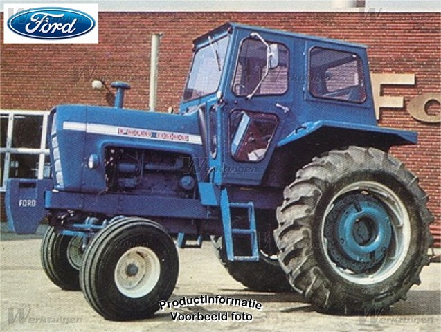 Ford 9000 photo - 3