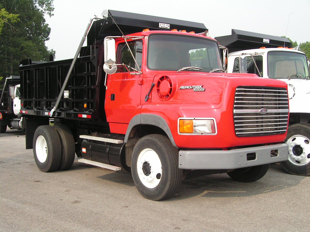 Ford 9000 photo - 4
