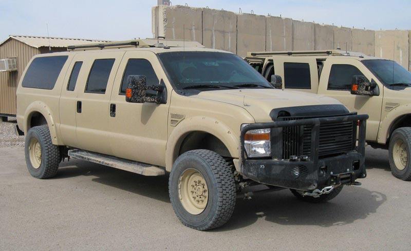 Ford armored photo - 1