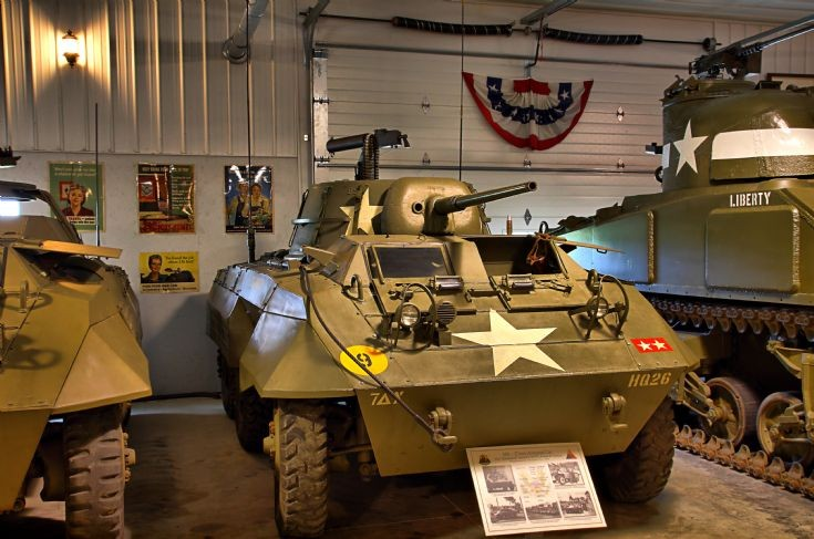 Ford armored photo - 3