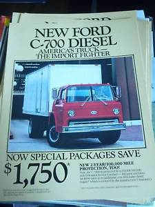 Ford c-700 photo - 3