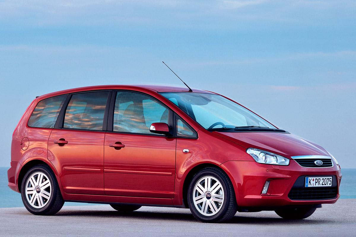 Ford c-max photo - 1
