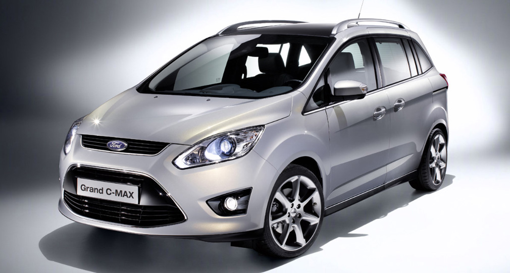 Ford c-max photo - 2