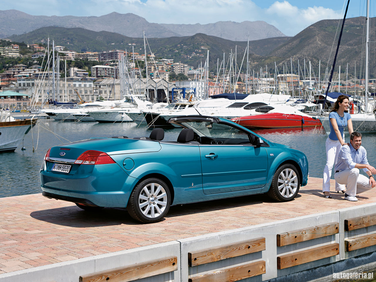 Ford cabriolet photo - 2