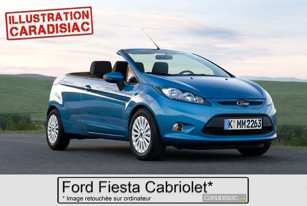 Ford cabriolet photo - 4