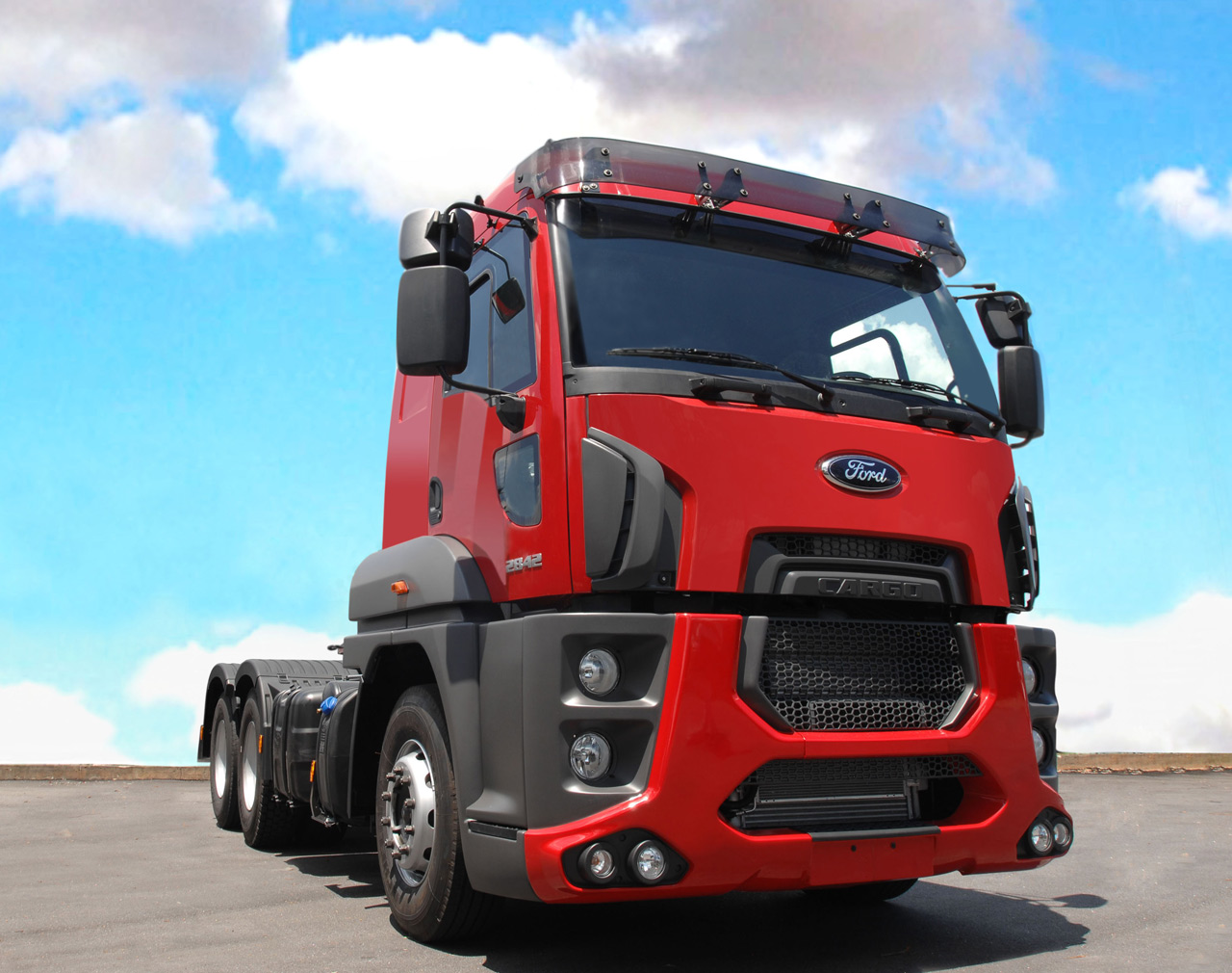 Ford cargo photo - 1