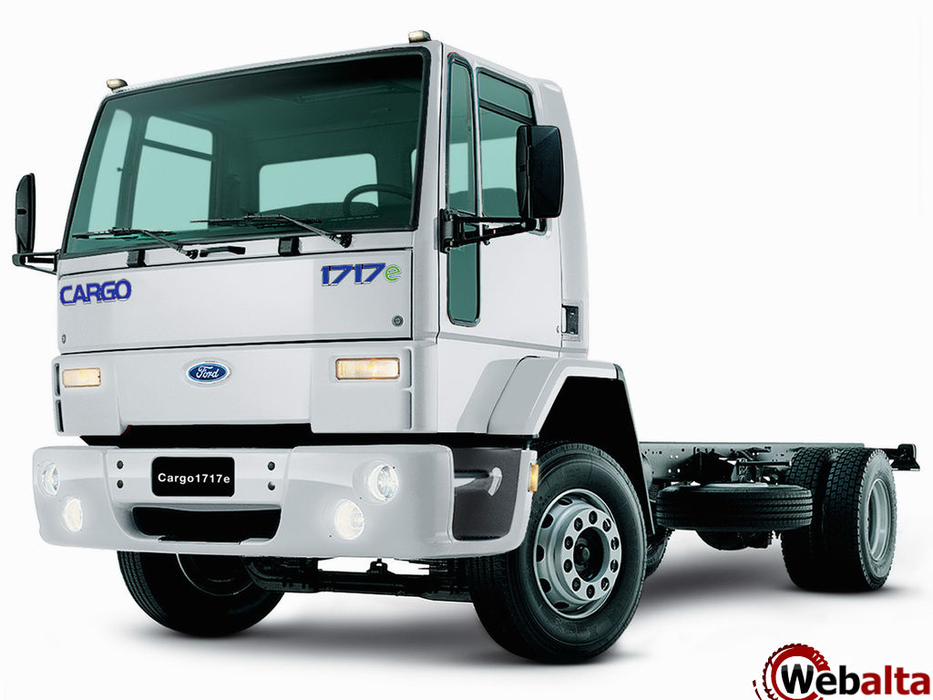 Ford cargo photo - 3
