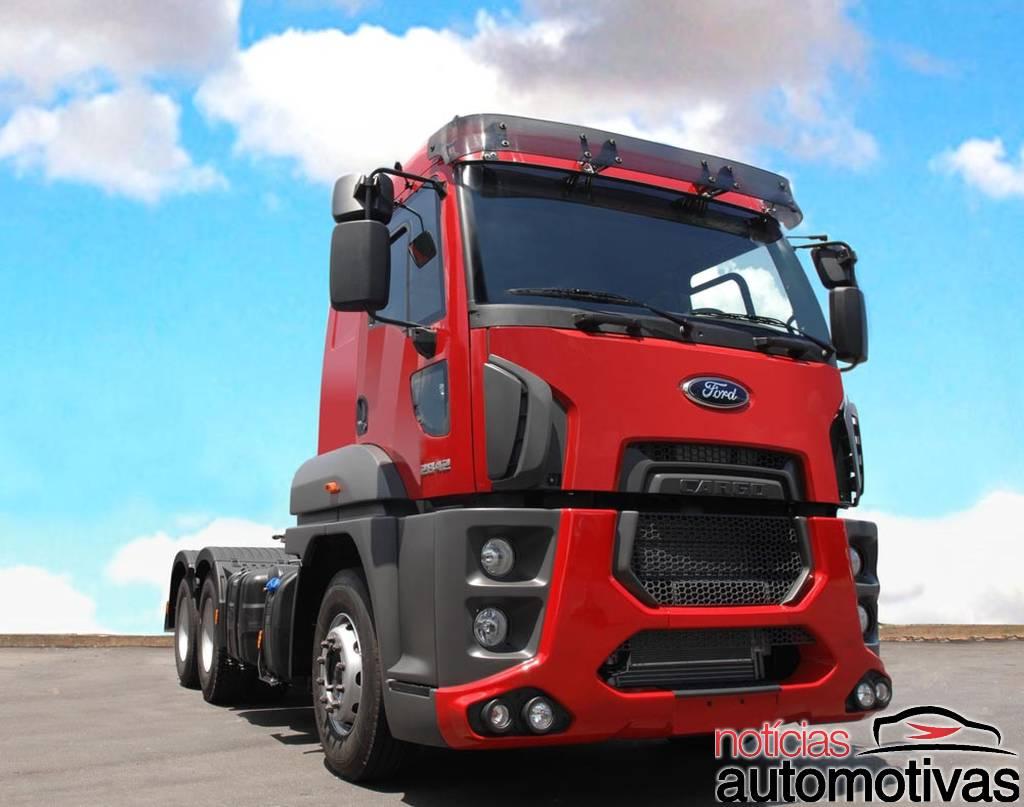 Ford cargo photo - 4
