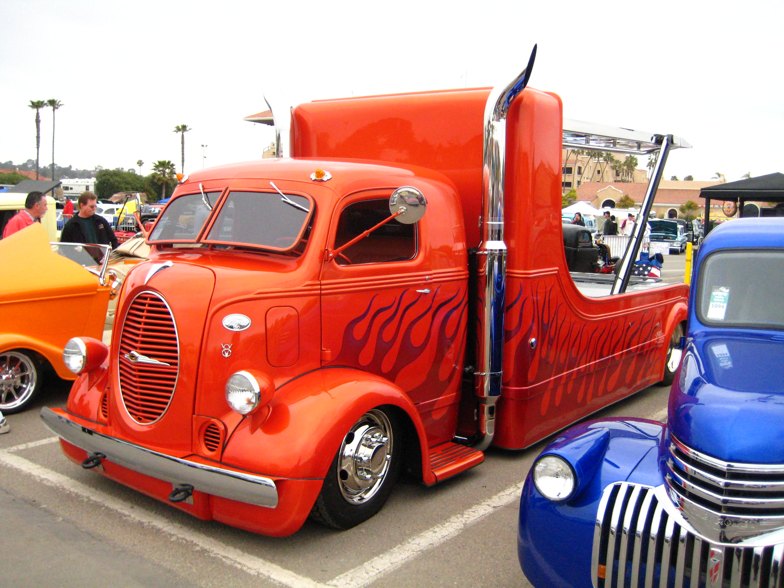 Ford coe photo - 1