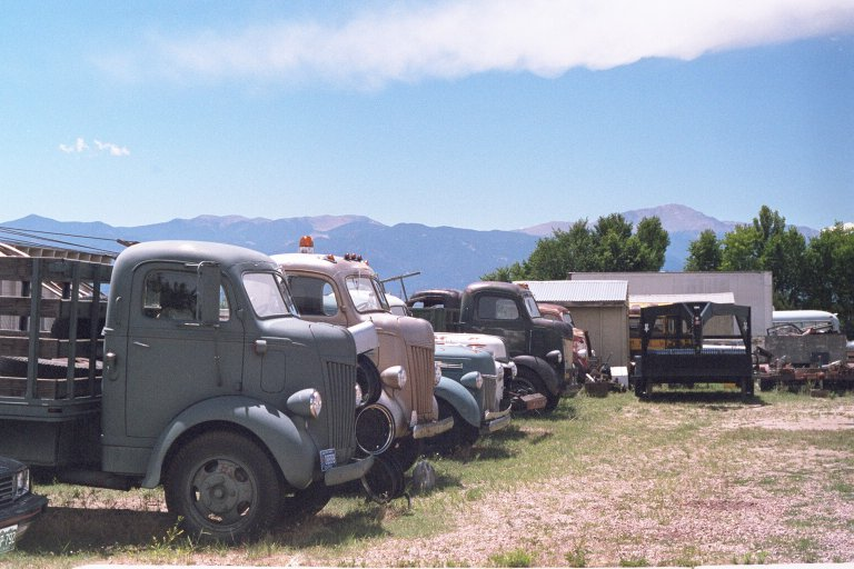 Ford coe photo - 3