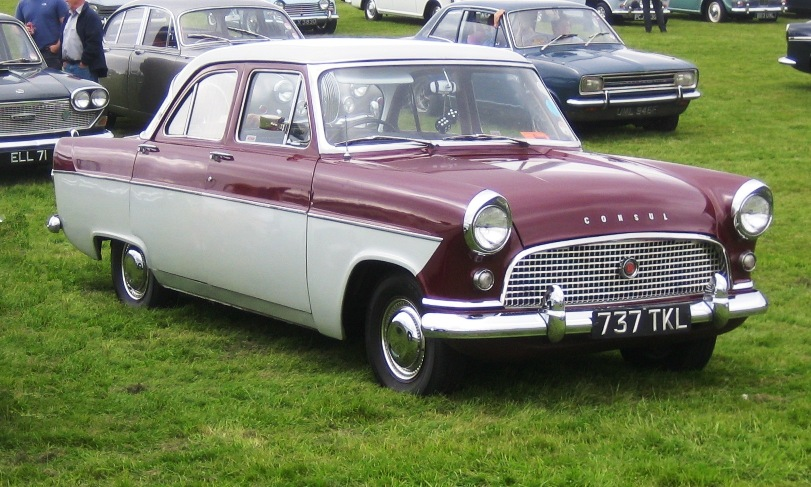Ford consul photo - 2