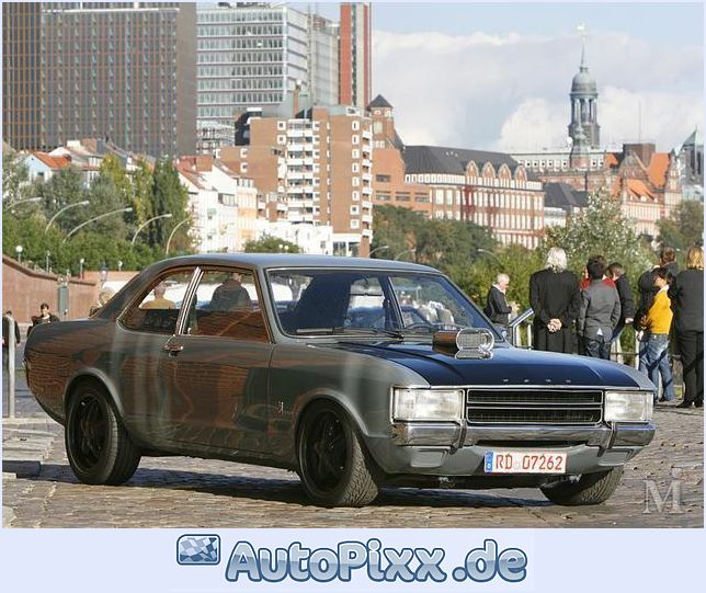 Ford consul photo - 3