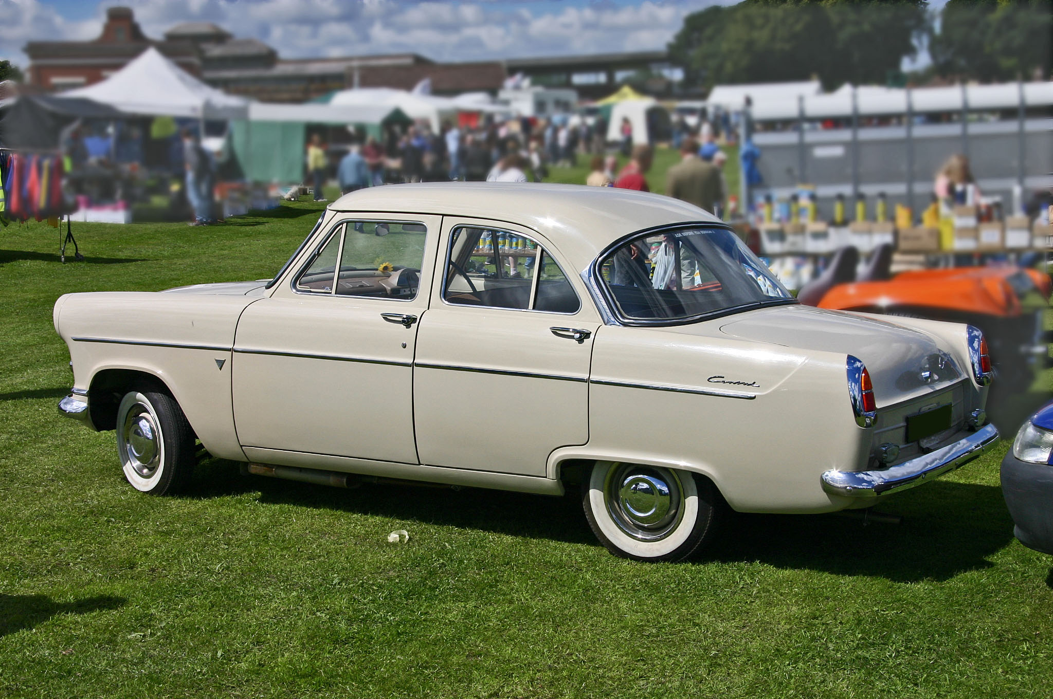 Ford consul photo - 4