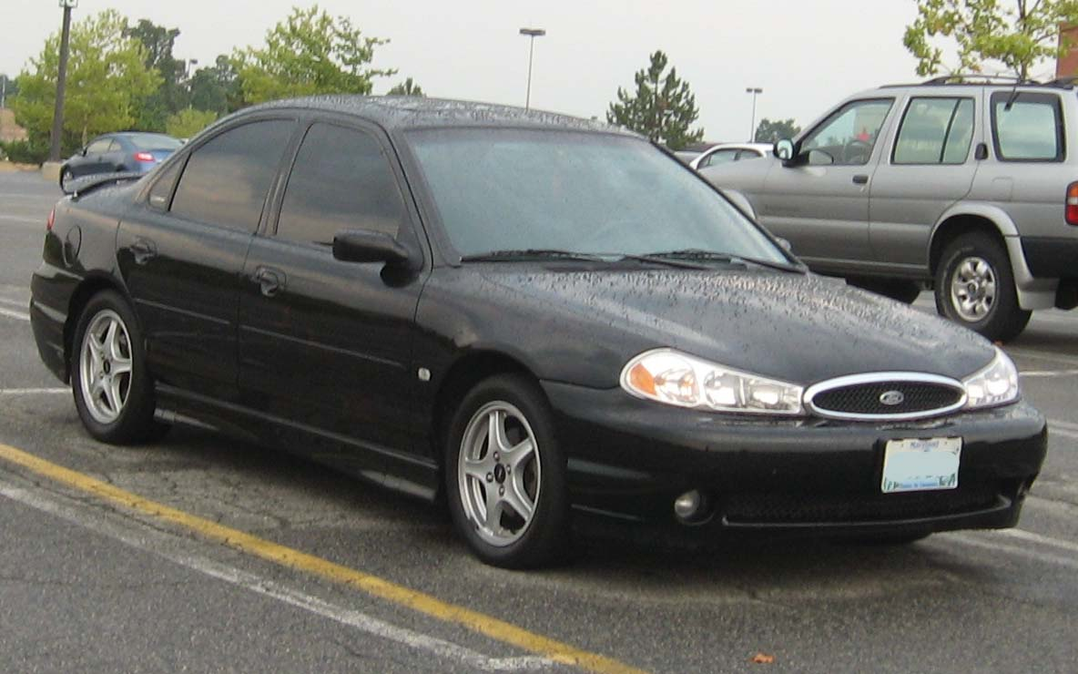 Ford contour photo - 1
