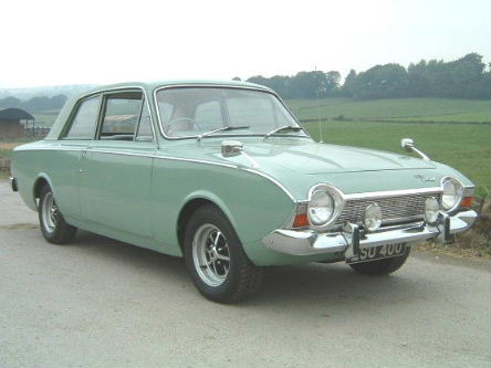 Ford corsair photo - 2