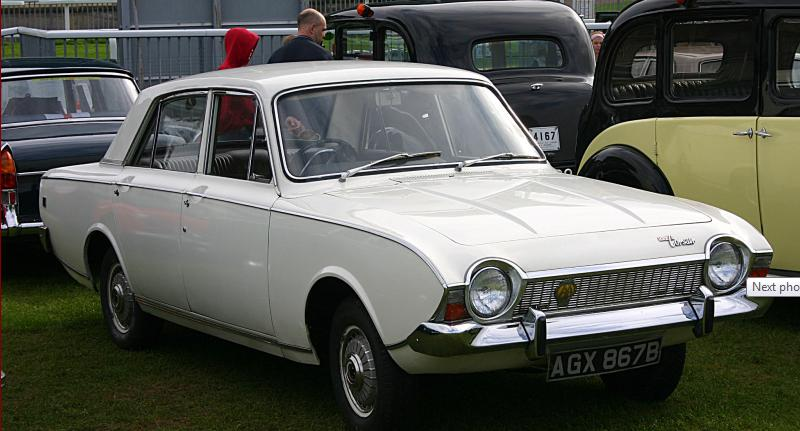 Ford corsair photo - 4