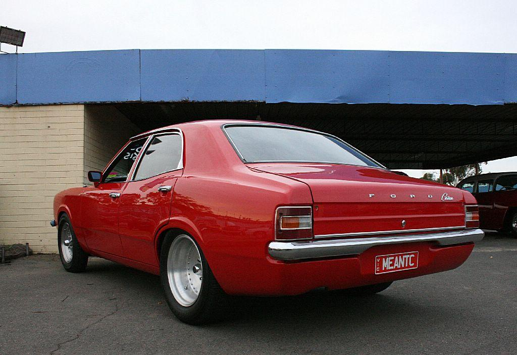 Ford cortina photo - 1