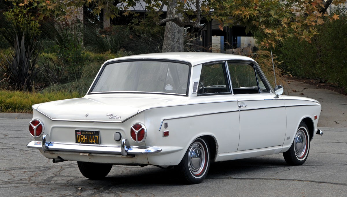 Ford cortina photo - 4
