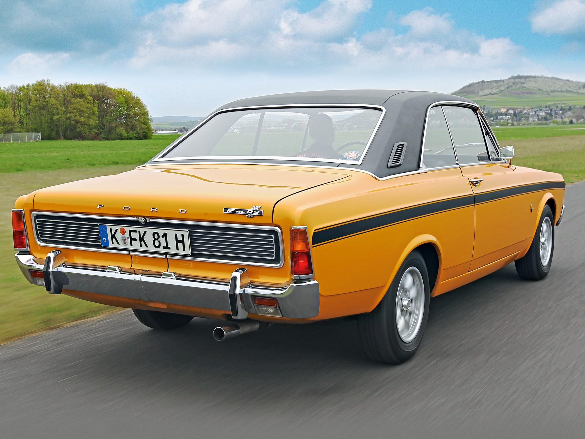 Ford coup photo - 4