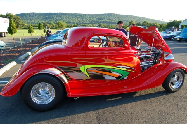 Ford coupe photo - 4
