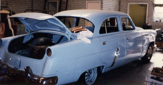 Ford customline photo - 1