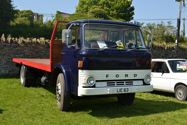 Ford d-1210 photo - 2