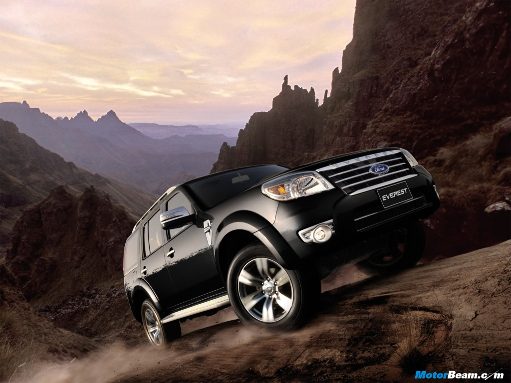 Ford endeavour photo - 1