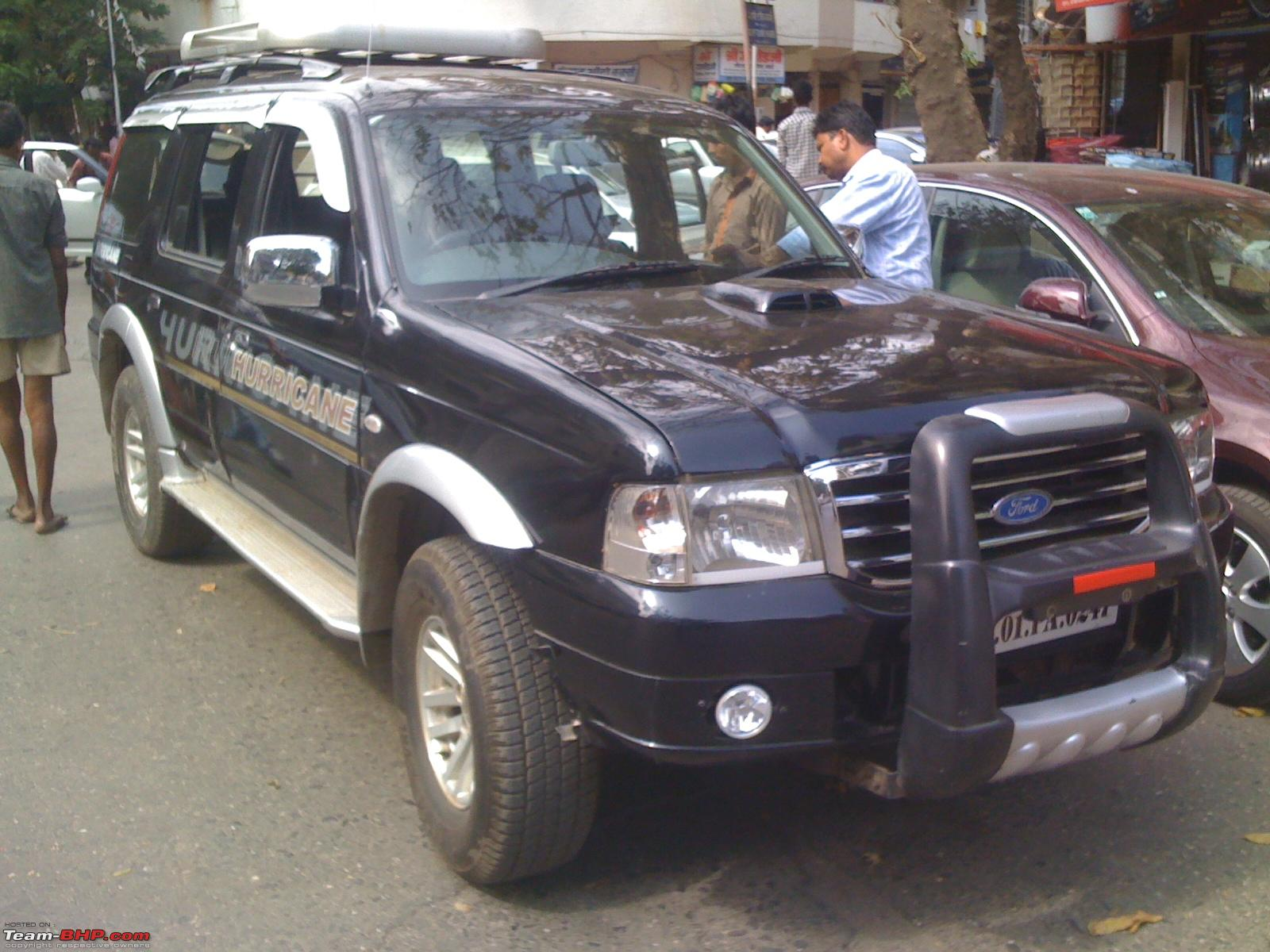 Ford endeavour photo - 2
