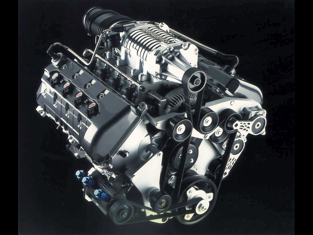 Ford engine photo - 1