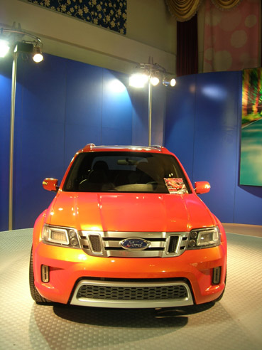 Ford equator photo - 4