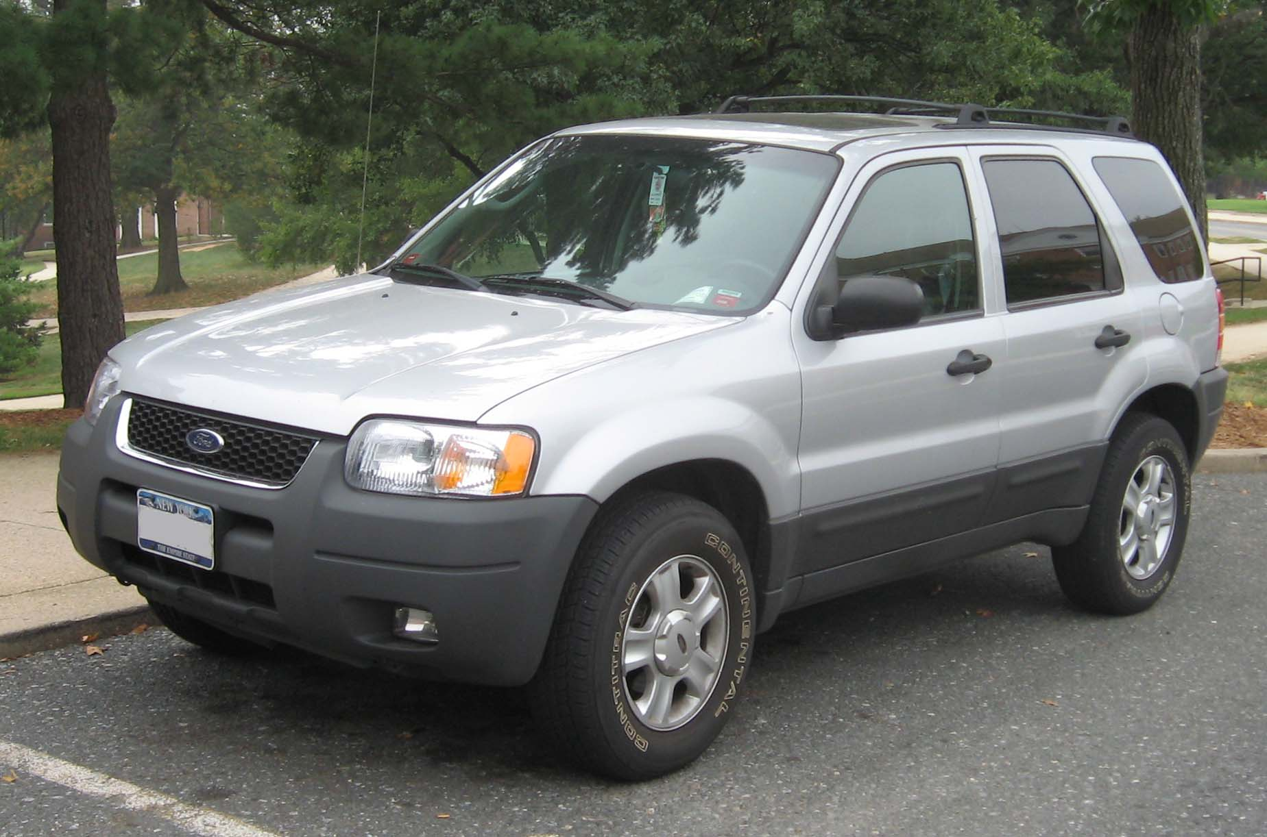 Ford escape photo - 1