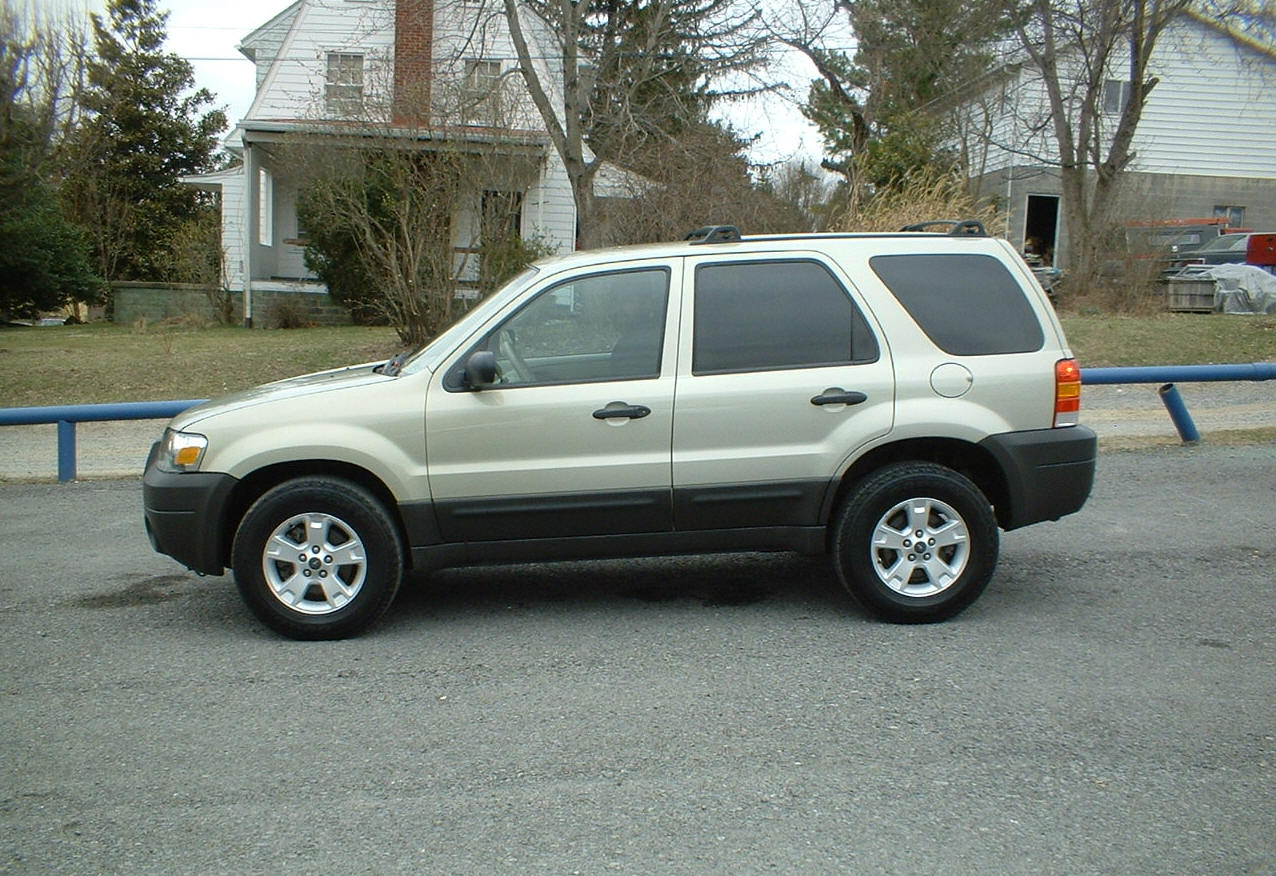 Ford escape photo - 2