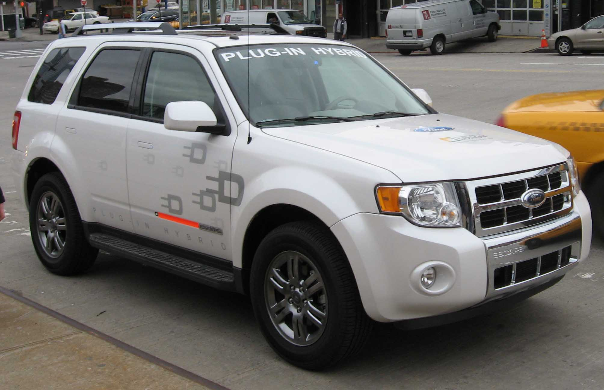 Ford escape photo - 3