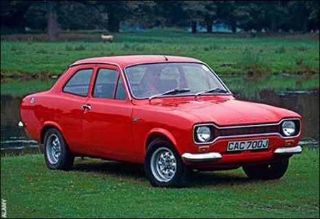Ford escort photo - 4