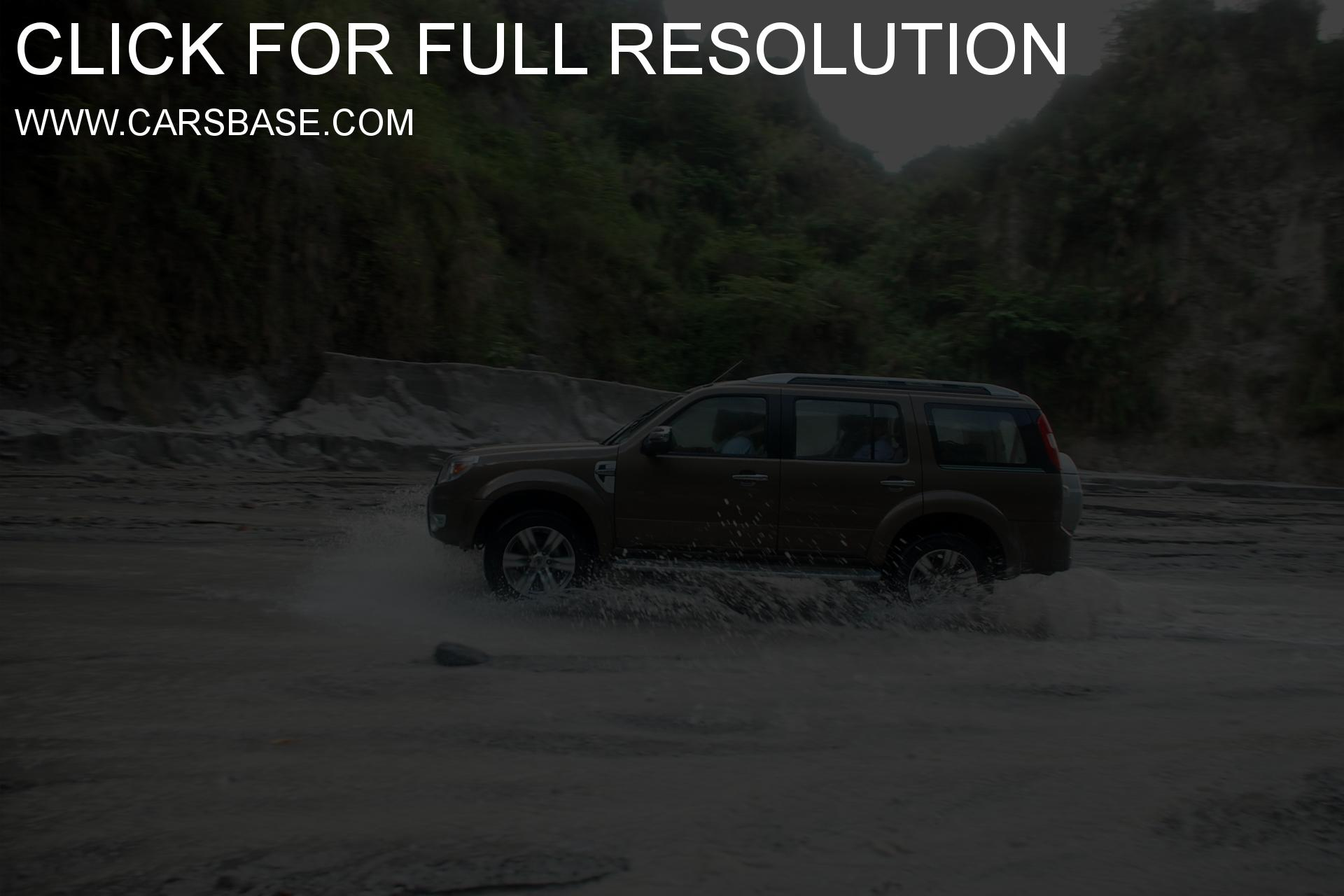 Ford everest photo - 2