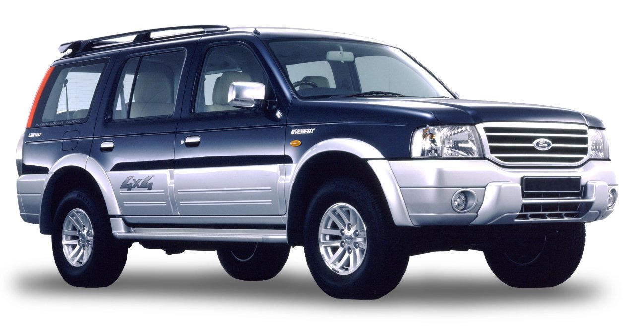 Ford everest photo - 3