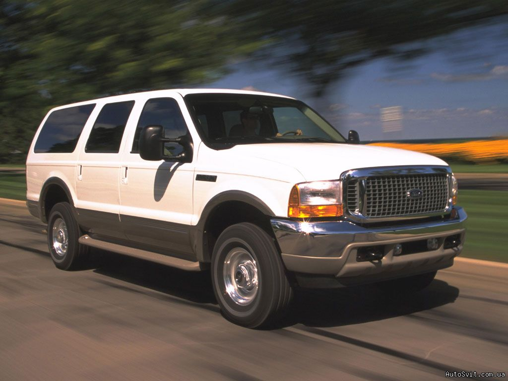 Ford excursion photo - 3