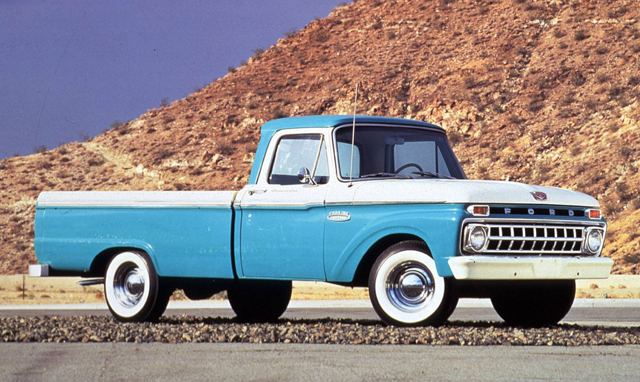Ford f-100 photo - 1